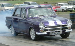 **For Sale** Cortina MK1 with SR20 turbo